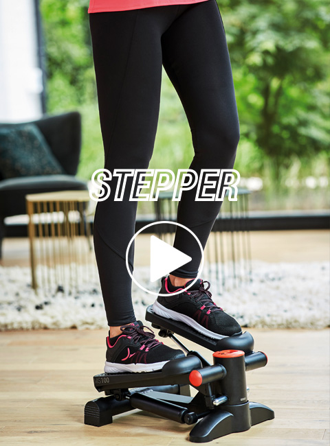 EXERCICES-CARDIO-STEPPER